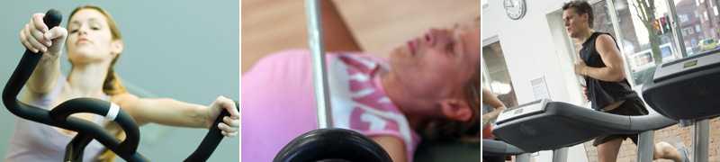 Variera din träning, tipsar Shirin Rågby Djavidi, träningsexpert på Viktklubb.se.