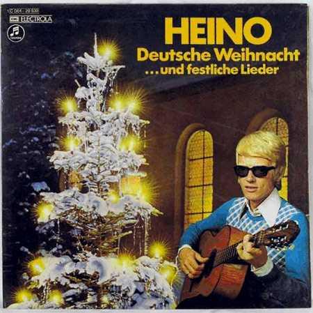 Heino Granen är fantastisk och Heino likaså. Som nerstigen ur en James Bond-film ser han ut att vilja ta över världen med sina tyska julsånger
