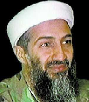Bin Laden.