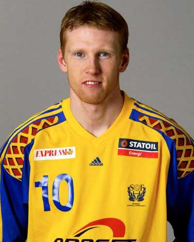 I landslaget 2004.