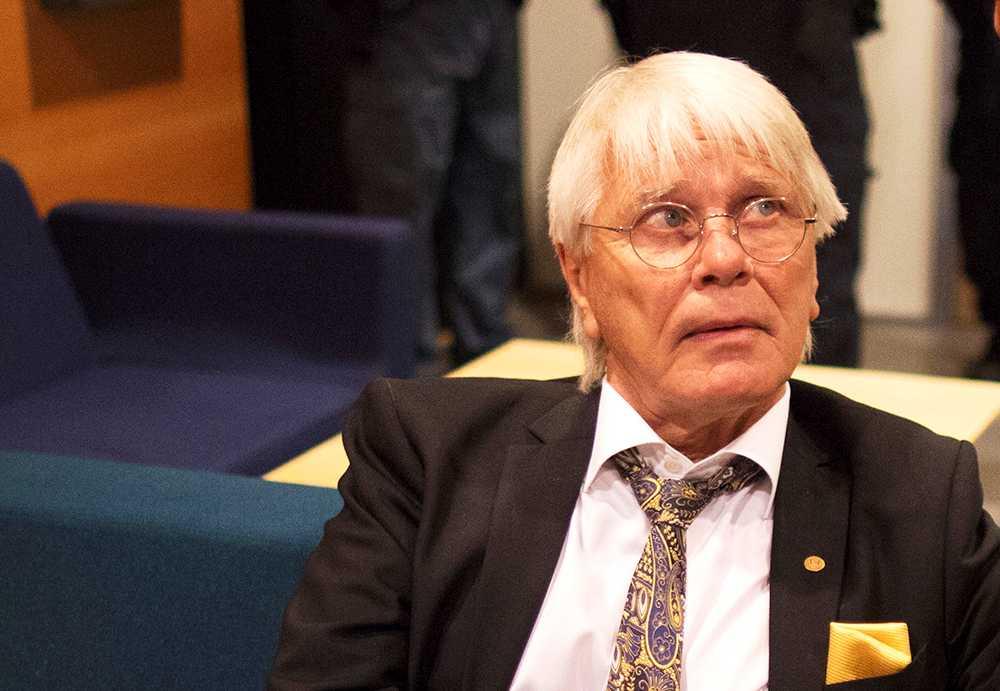 Advokat Tommy Nilsson.