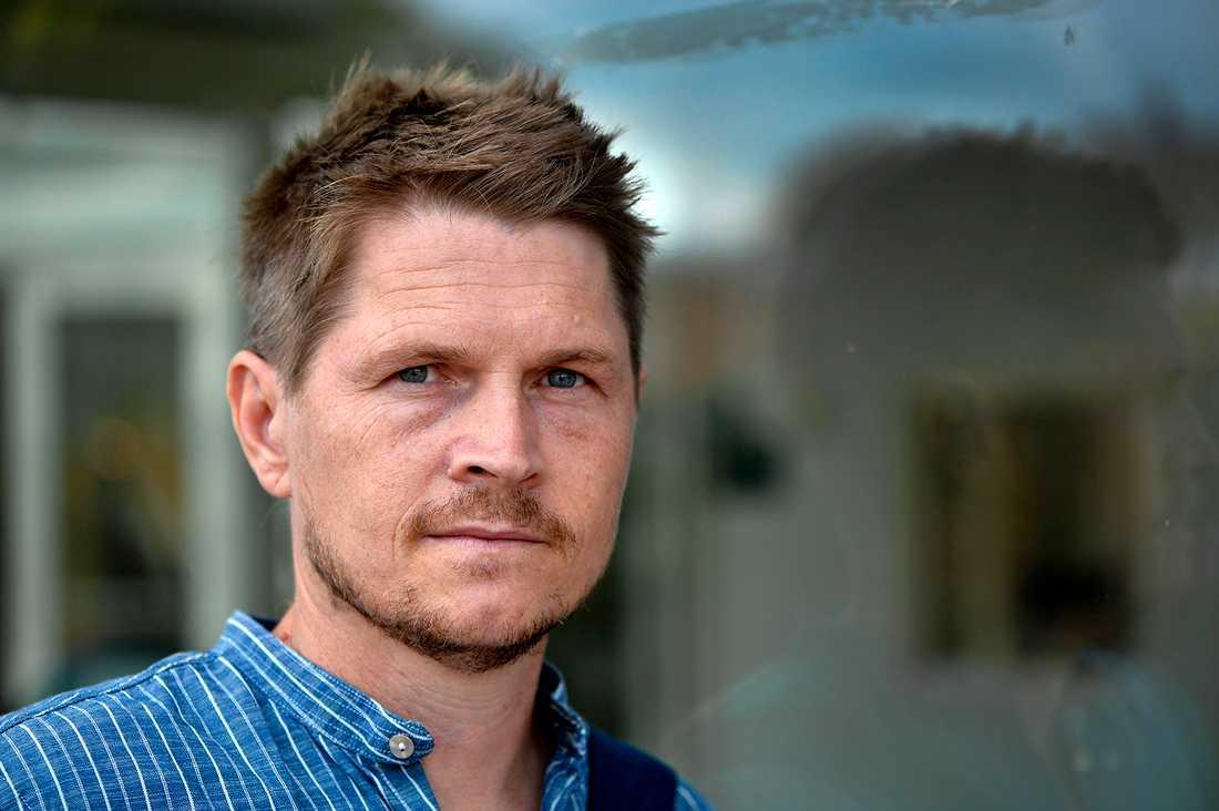 Erik Lindeman är överläkare på Giftinformationscentralen.