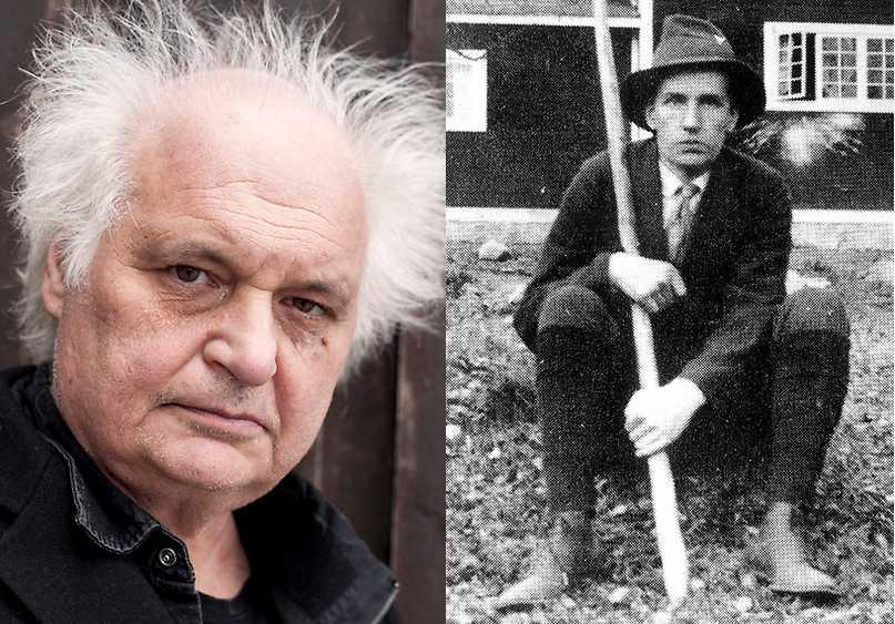 Göran Greider gör roman av den fängslande kärlekshistorien mellan poeten Dan Andersson (till höger) och studentskan Märta Larsson.
