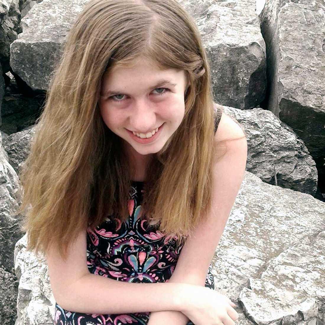 Jayme Closs, 13, hölls fången i tre månader