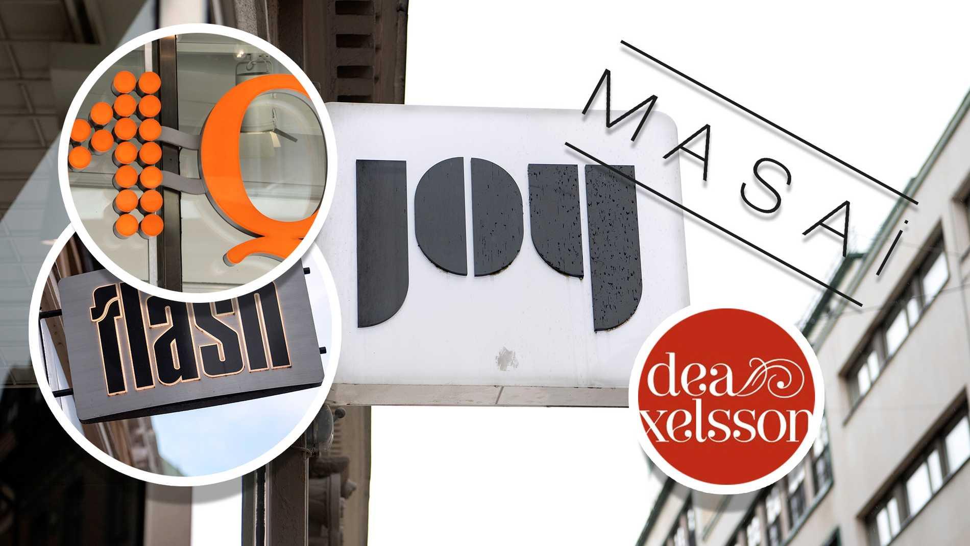 MQ i konkurs – sex butiker stängs i Malmö