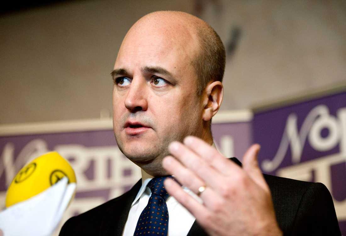 Fredrik Reinfeldt vill att vi ska jobba till 75.