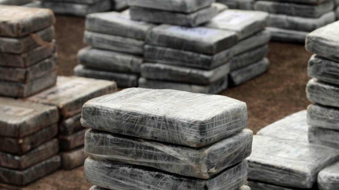 436 kilo kokain har beslagtagits på en yacht i Franska Polynesien. Arkivbild.