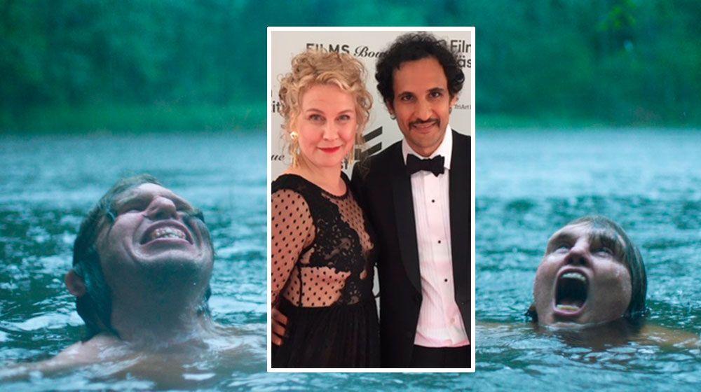 Sexscenen I Svenska Filmen Gr 228 Ns Med Eva Melander Och