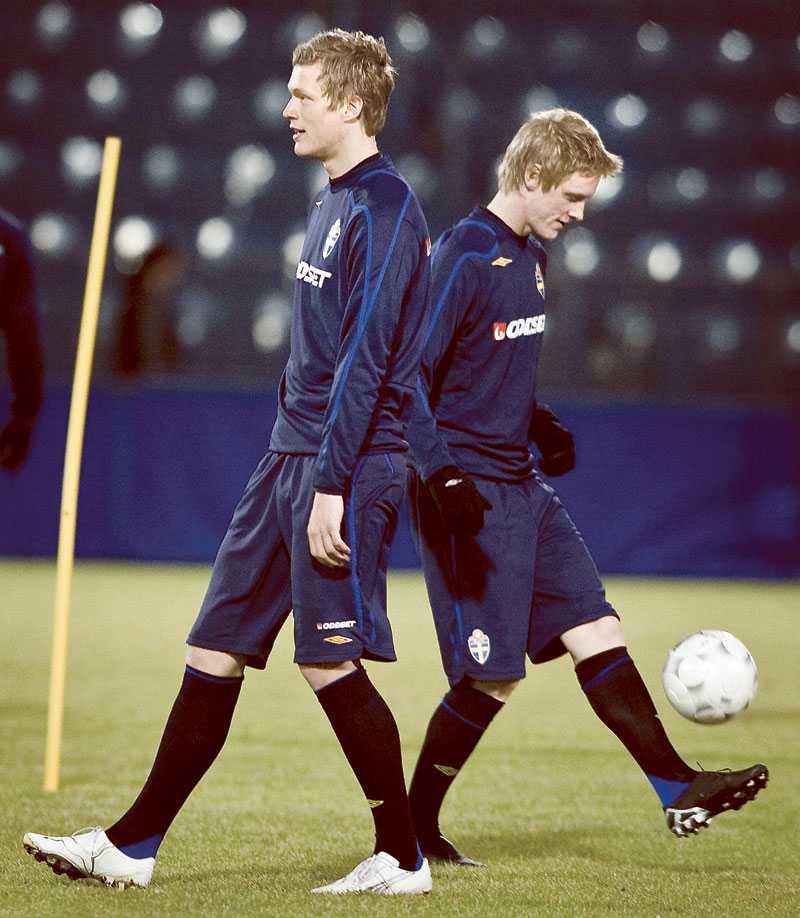 Viktor och Rasmus Elm är less på att blandas ihop.