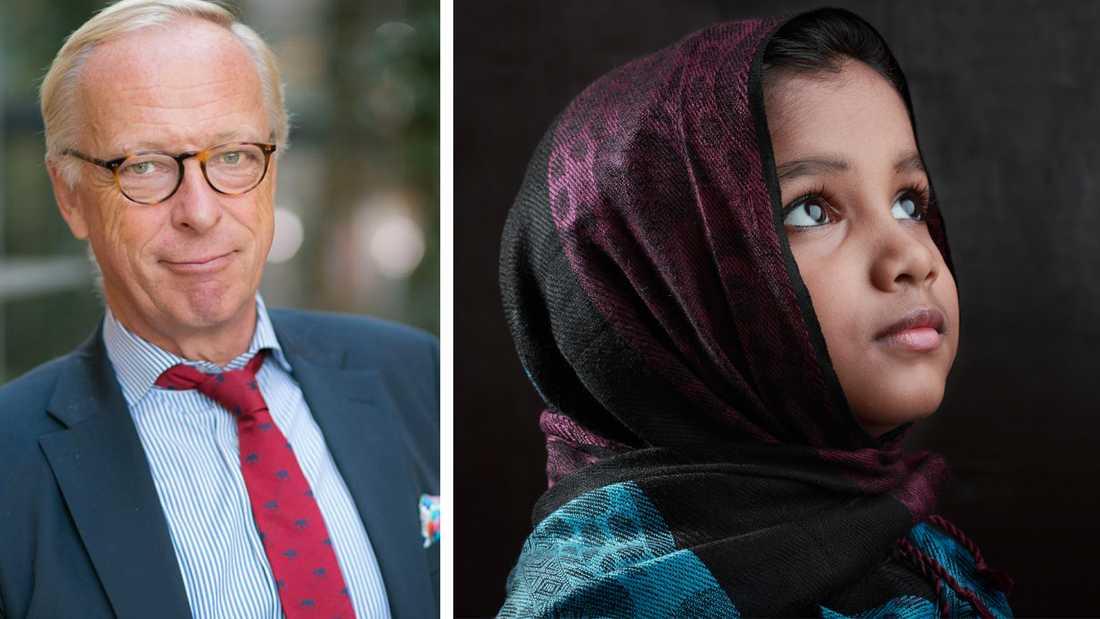Frågan om hur vi bäst skyddar flickor ifrån hederskulturen måste kunna diskuteras, utan att främlingsfientliga krafter får sätta ramarna, skriver Gunnar Hökmark.