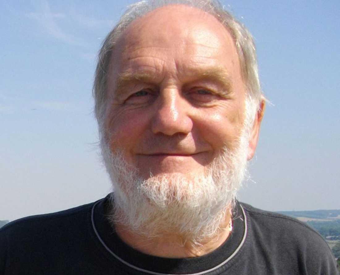 Borgmästaren Daniel Delomez.