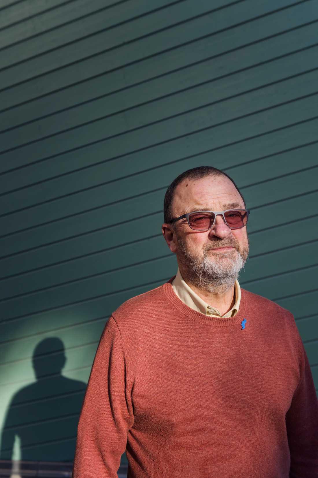 Män måste bli bättre på att prata om prostatacancer, anser Kjell Brissman, ordförande i Prostatacancerförbundet.