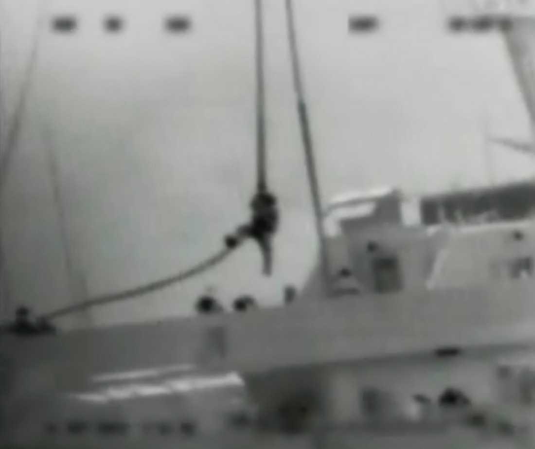 Israeliska soldater stormade Ship to Gaza-färjan Mavi Marmar 31 maj 2010. Nio aktivister dödades.