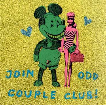 """Join old couple club"", 2000."