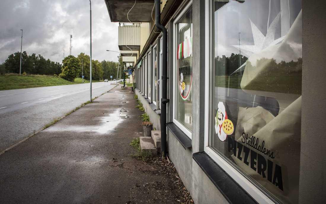 """Ställdalen i Ljusnarsbergs, en av de kommuner som upplever hur storstadskommuner """"hjälper"""" människor med problem att flytta."""