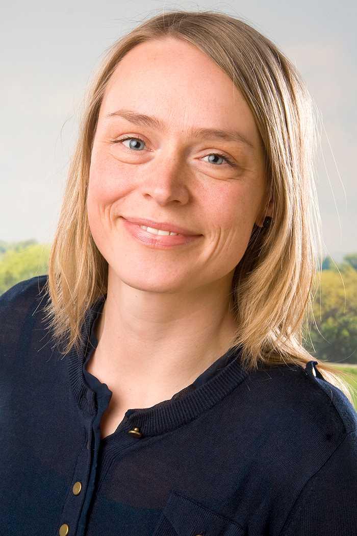 Hanna Isaksson har Sveriges fulaste kök.