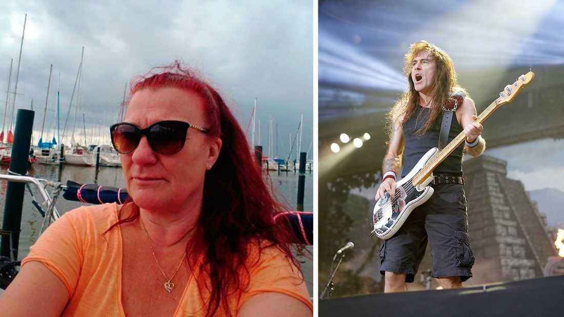 Jeanette Karlsson nekas pengarna tillbaka för sina biljetter till Iron Maiden, vars konsert flyttats till nästa år.