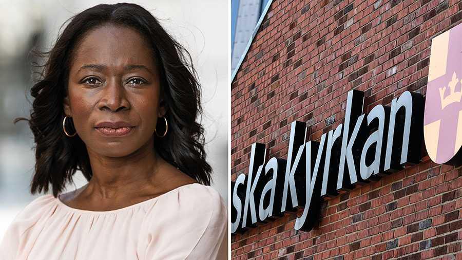 """Den enskilt viktigaste delen för mig att integreras i det svenska samhället var att lära mig det svenska språket. Mellan raderna hör jag om en """"tycka synd om""""-mentalitet i Svenska kyrkans kritik mot vårt krav på kunskaper i svenska och samhällskunskap för svenskt medborgarskap, skriver Nyamko Sabuni."""