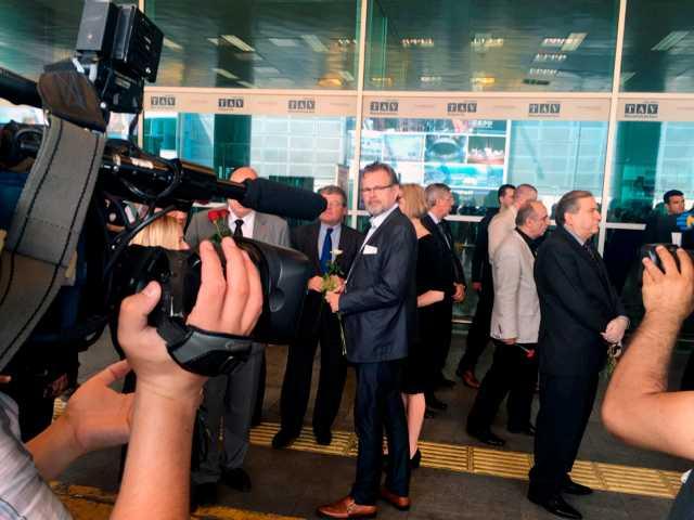 Den svenske konsuln i Istanbul, Jens Odlander.