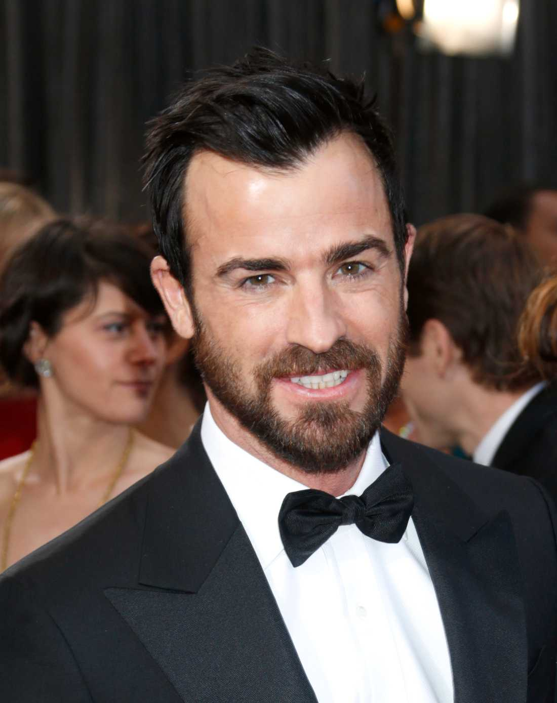 11 Justin Theroux.