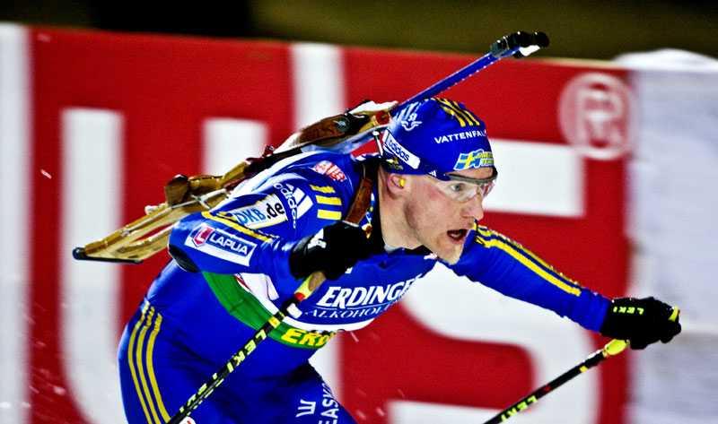 Carl Johan Bergman.