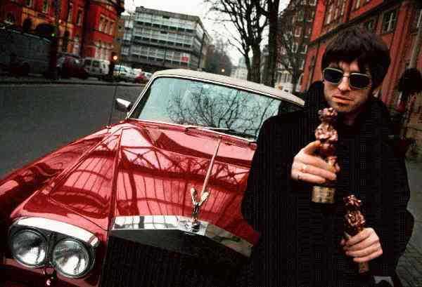 Noel Gallagher.