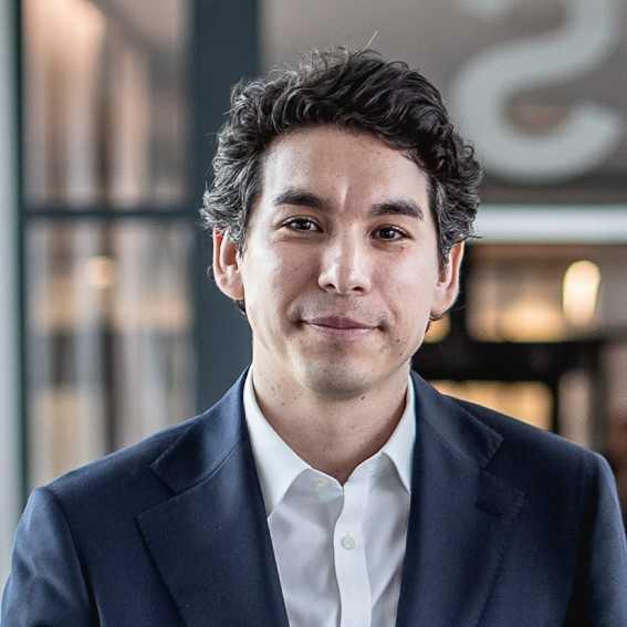 Américo Fernández, företagsanalytiker på SEB.