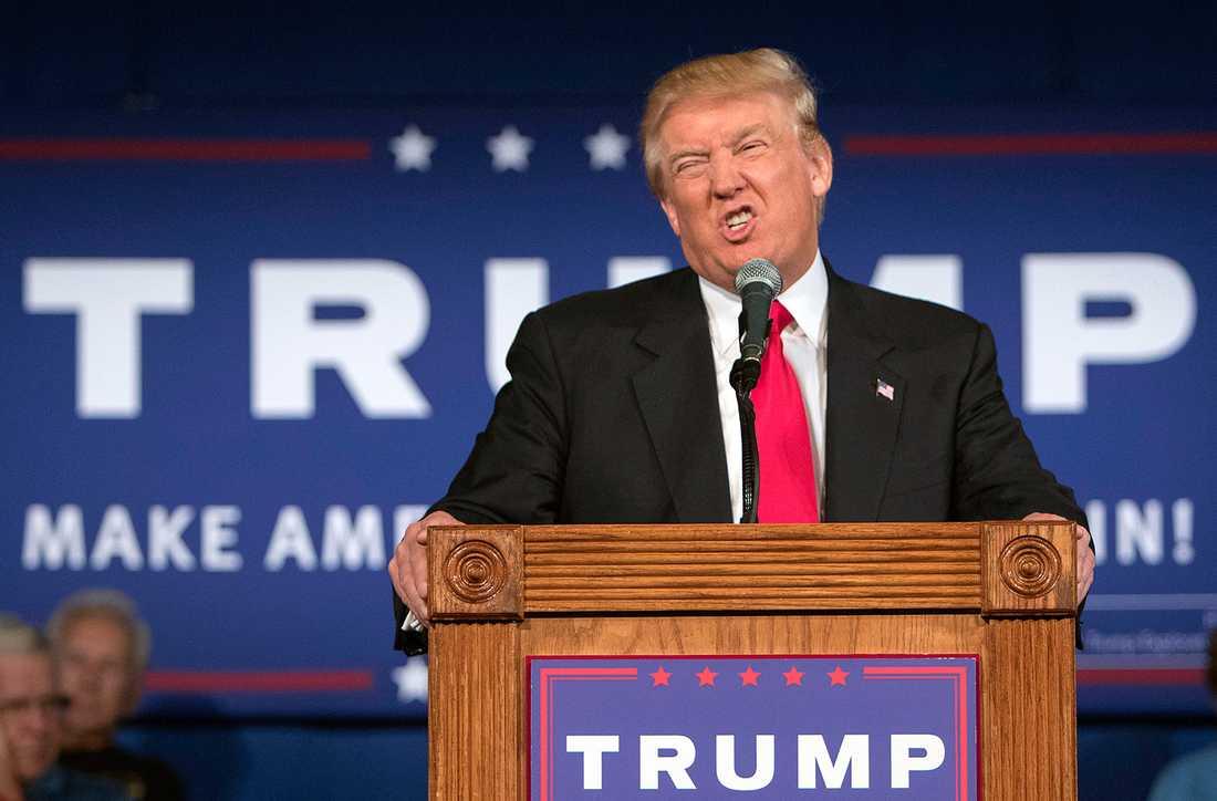 Republikanen Donald Trump.