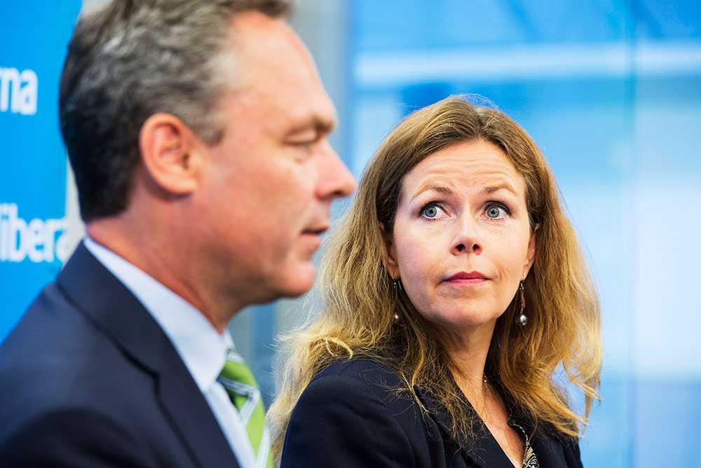 –Vabbandet är en stor stress för många föräldrar i dag, säger Cecilia Wikström, EU-parlamentariker (FP).
