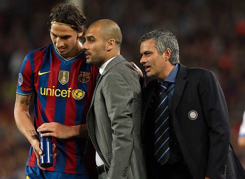 Senast Mourinho slog ut Zlatan.