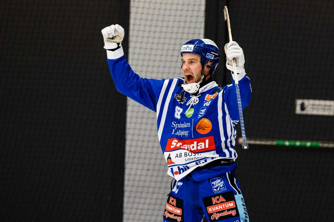 37-årige Daniel Andersson gör comeback.