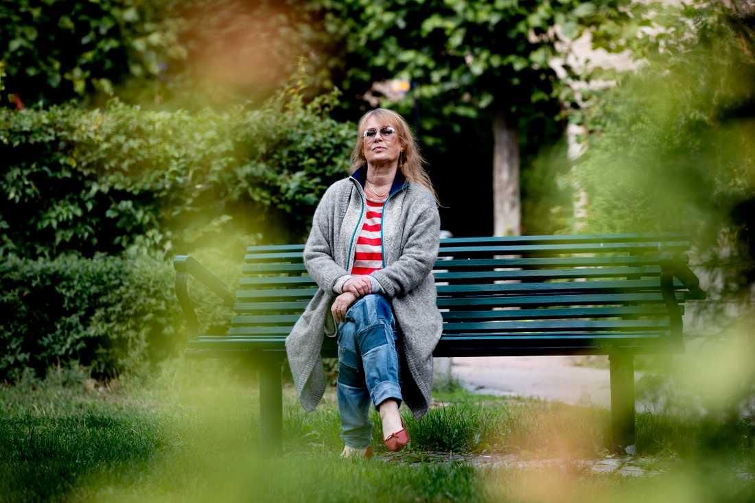 Marie-Louise Ekman fyller 75 år den 5 november.