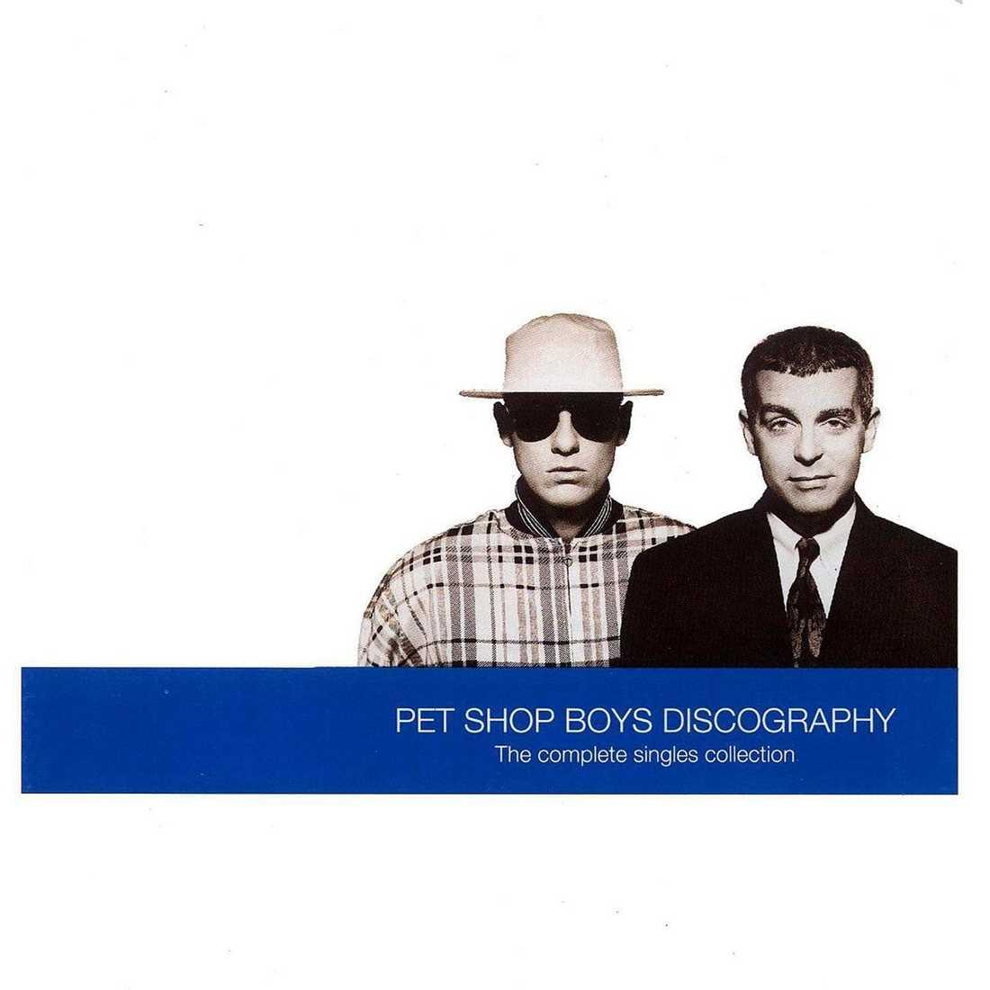 """Bästa spår: Underbara programförklaringen """"The pop kids"""". Skulle ha platsat på duons klassiska samlings- album """"Discography""""."""