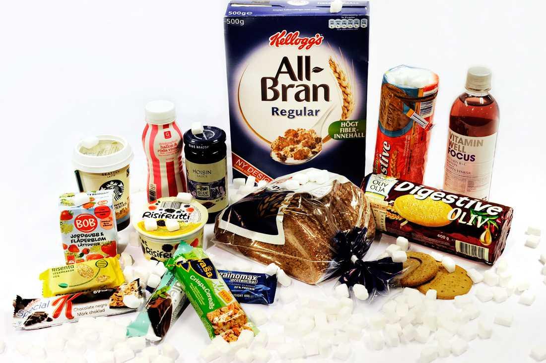 Folkhälsominister Gabriel Wikström följer utvecklingen och resultaten av sockerskatten som Storbritannien nu inför. Men just nu är det inte aktuellt att införa någon särskild skatt på socker i Sverige.