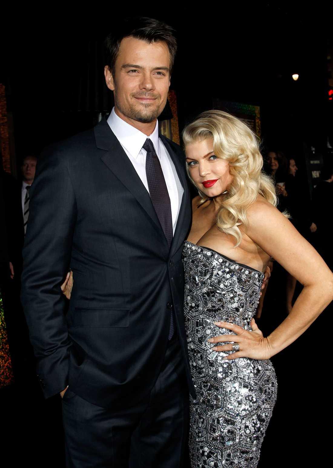 Fergie och Josh Duhamel blir föräldrar.