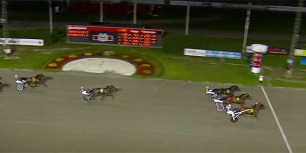 Det blev en knapp men säker seger för Final Dream och Linda Sedström.