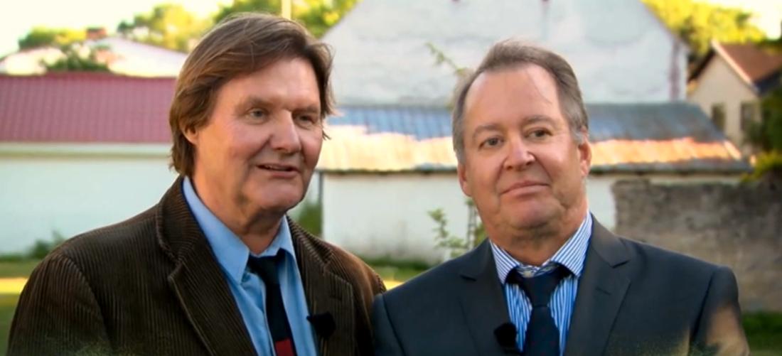 Johan Rabaeus och Göran Ragnerstam.