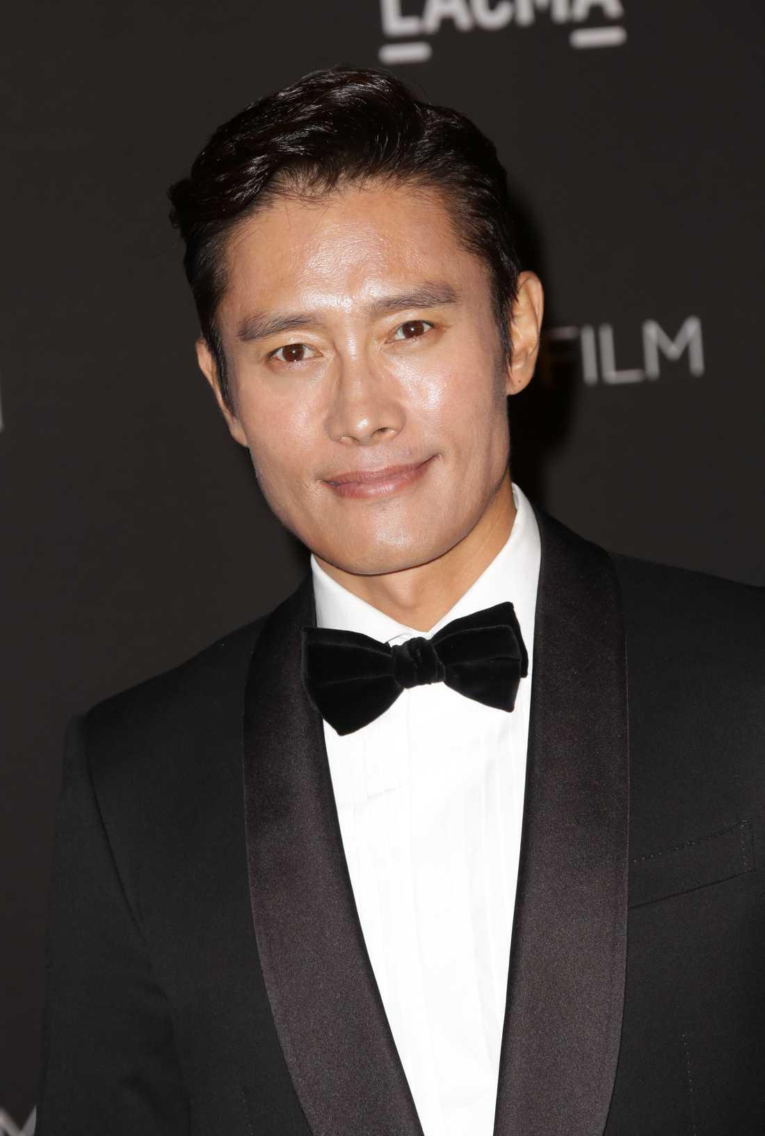 Lee Byung-hun.