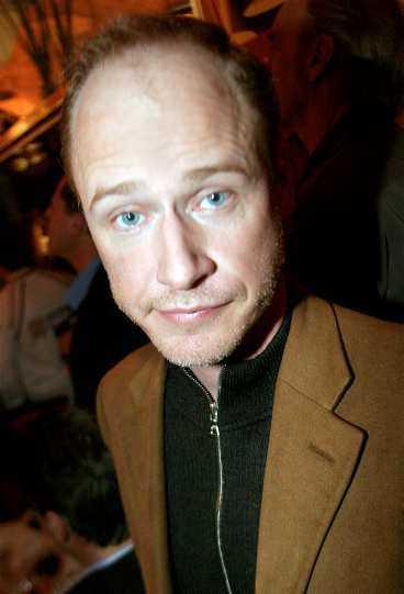 Robert Gustafsson, komiker.