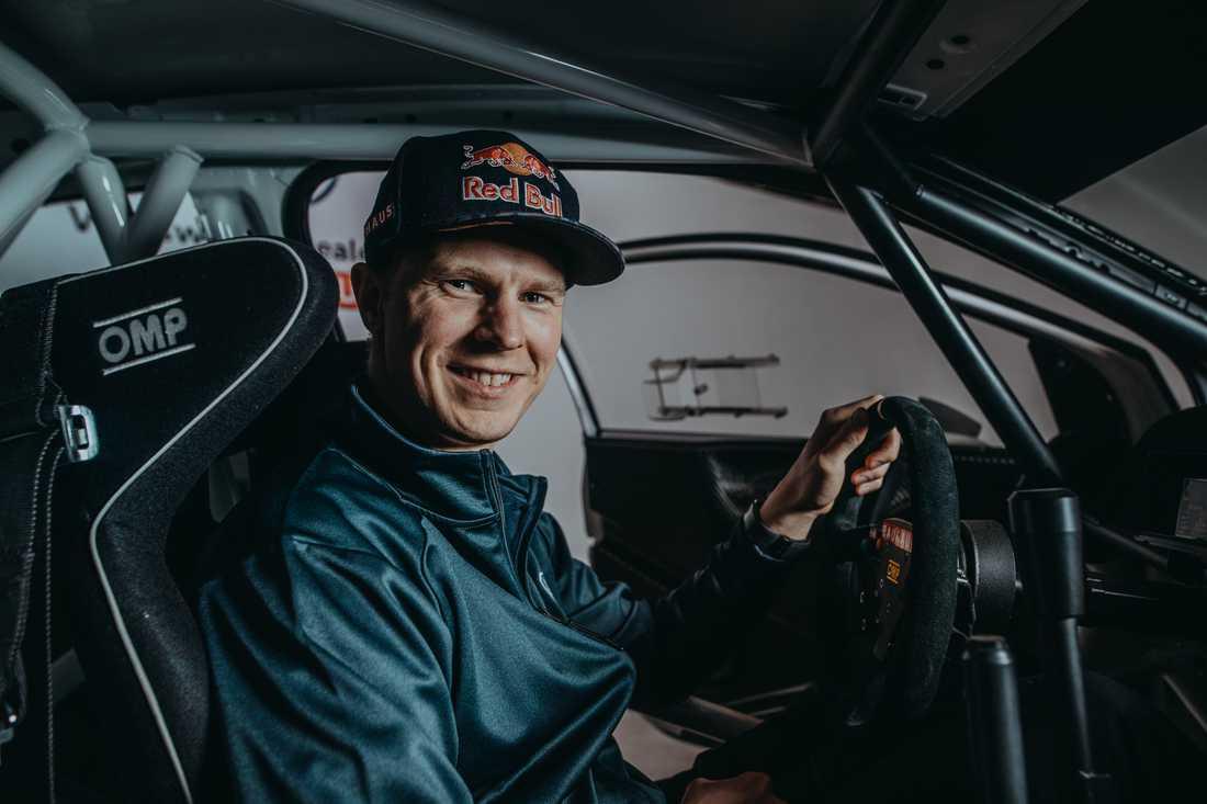 Johan Kristoffersson gör  comeback i VM  i rallycross