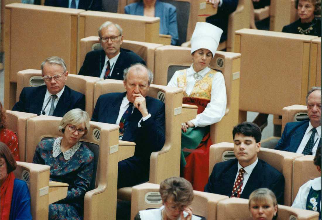 Riksdagen 1991