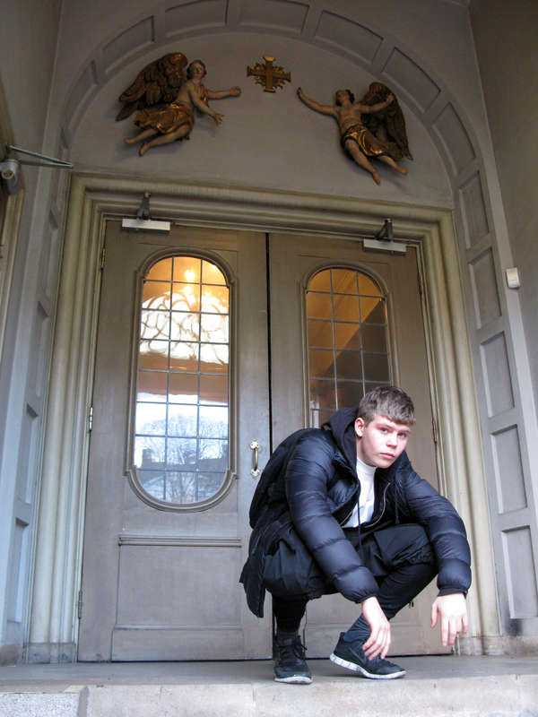 Succé i New york Svenske rapparen Yung Lean gjorde två utsålda konserter i Webster Hall i New York tidigare i veckan.