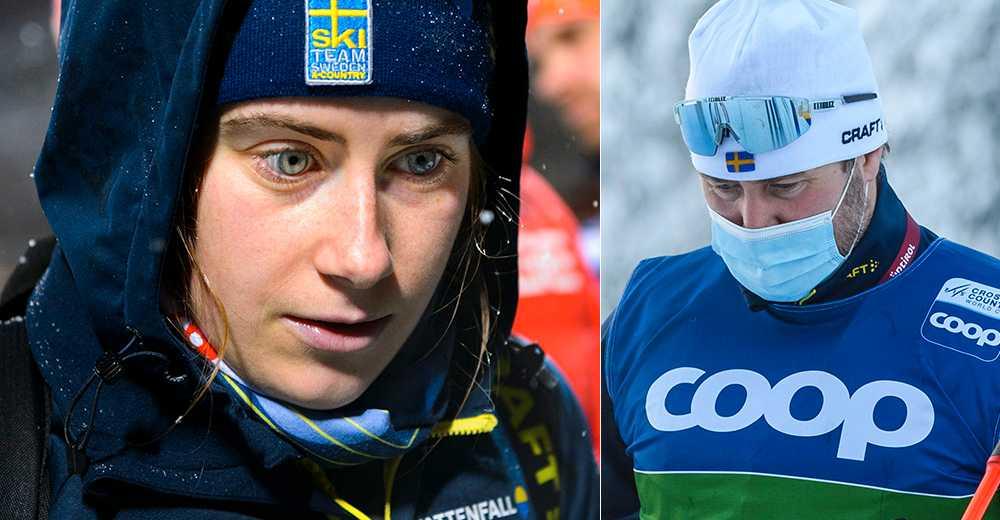 Ebba Andersson och Martin Norrgård.