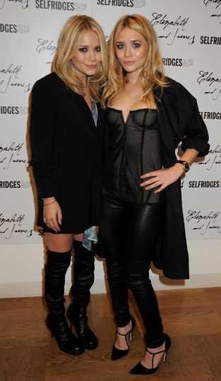 Tvillingarna Mary-Kate och Ashley Olsen är bara 22 år gamla men bär stort ansvar över hur ungdomar klär sig idag. De har flera klädmärken och deras rockiga och tuffa stil har inspirerat världen över.