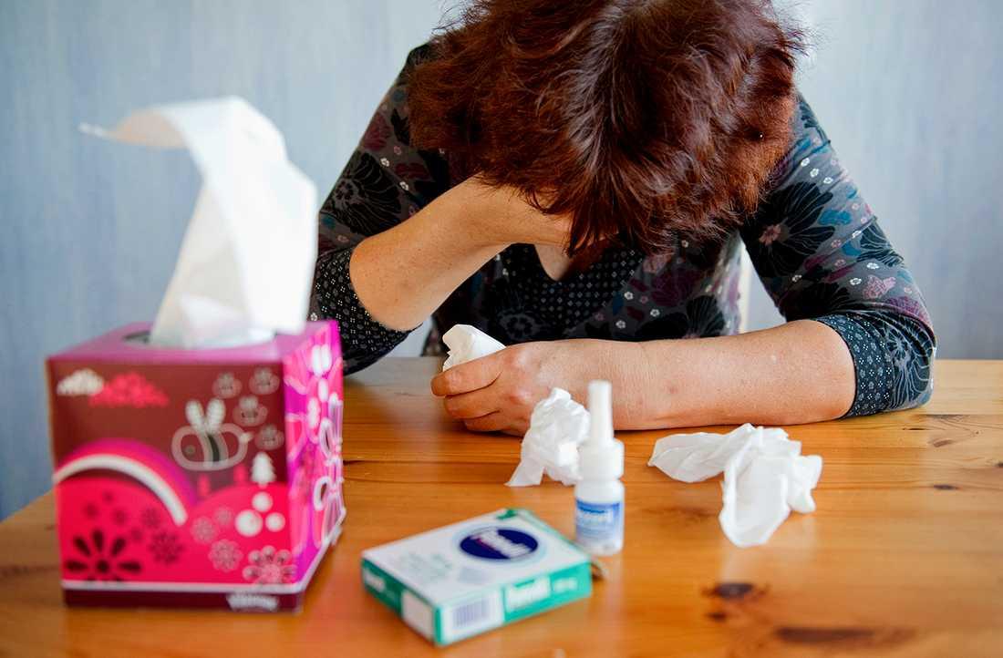 Det är inte ovanligt att bli sjuk under semestern.