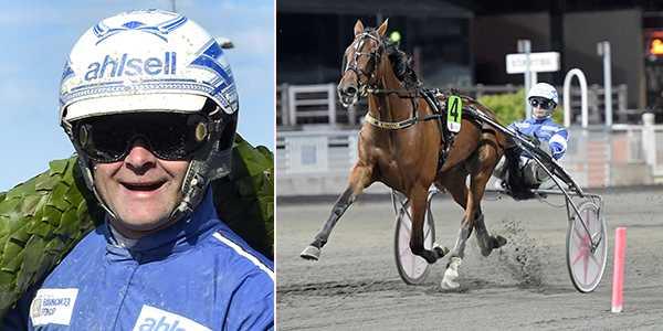 Erik Adielsson och Barbro Kronos är ett spikförslag i Svenskt Trav-Oaks.