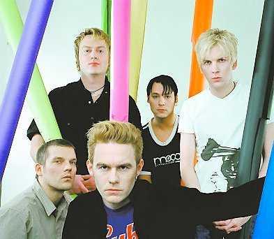 Kent anno 1999, då Harri Mänty också ingick i gruppen.