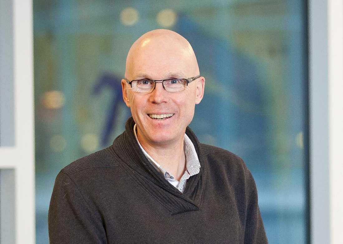 Jonas Hinnfors, professor i statsvetenskap.