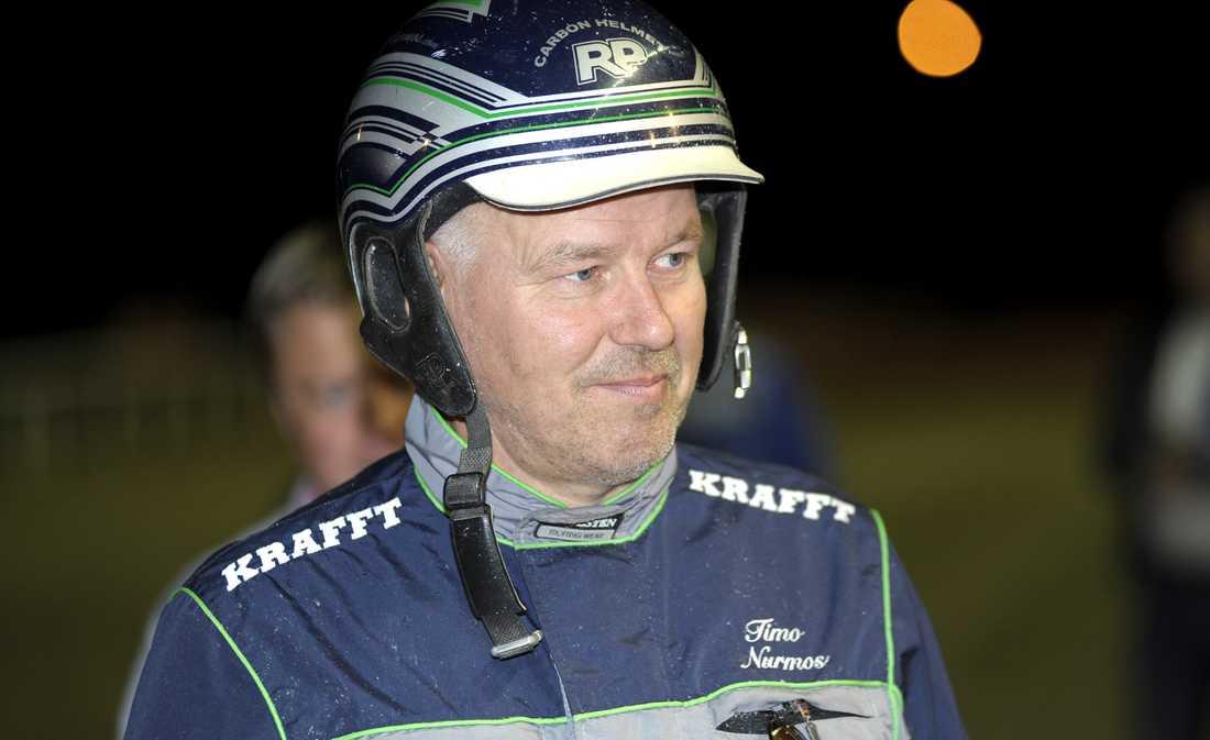 Timo Nurmos är optimistisk inför lördagens V75-omgång på Åby