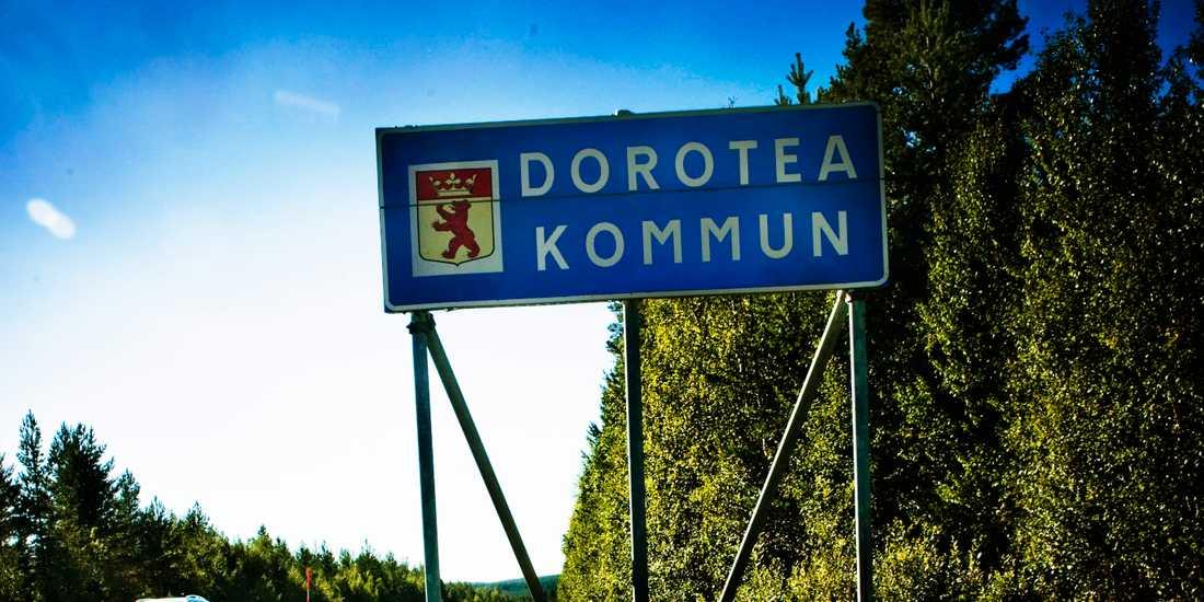 En skola i Dorotea var så smutsig att personalen hoade stänga den om kommunen inte städade.